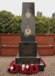 Birchwood Memorial for RAF Skellingthorpe