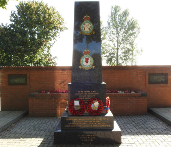 RAF Skellingthorpe Memorial