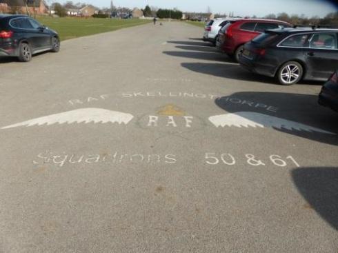 RAF Skellingthorpe Perimeter Track